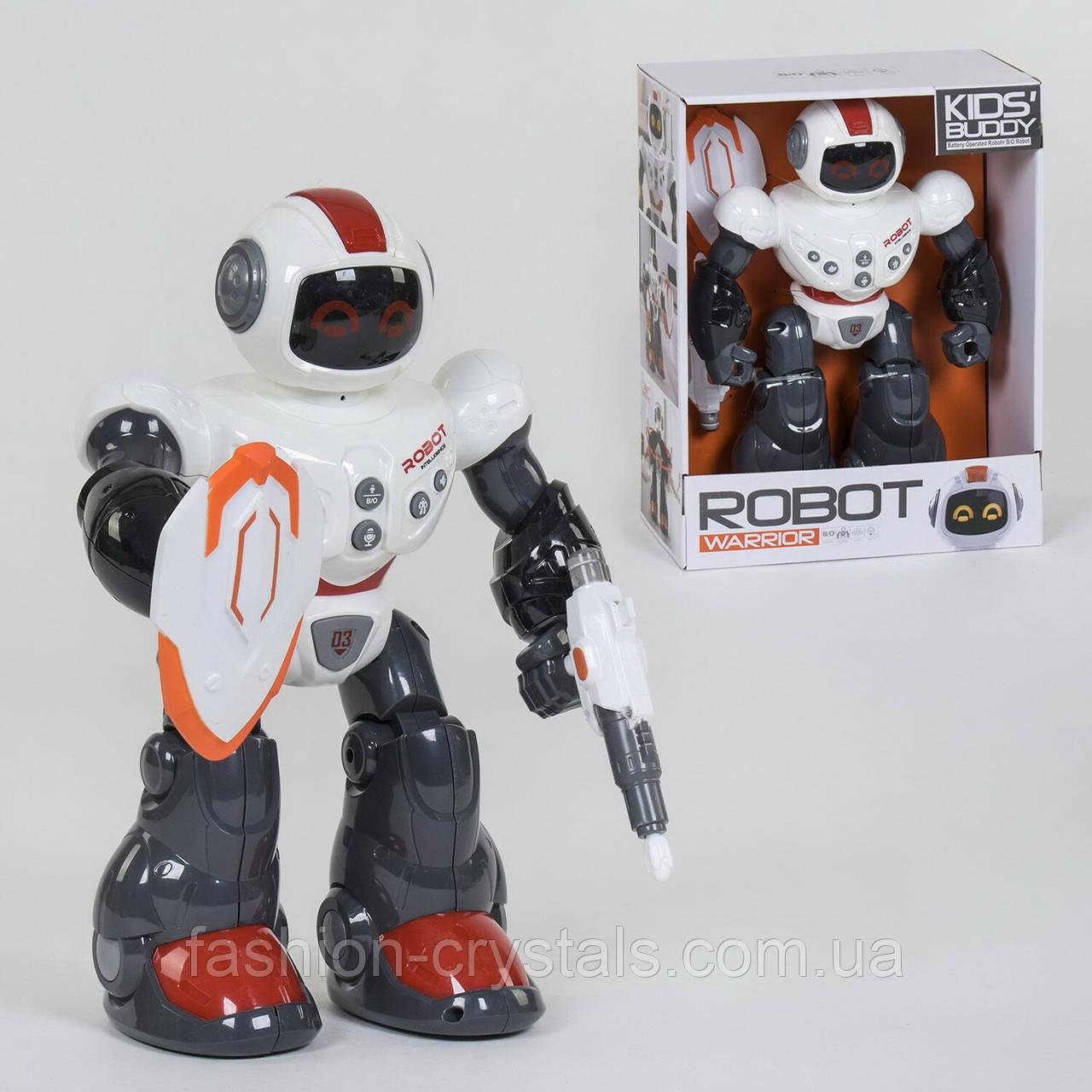 Интерактивный робот police 06