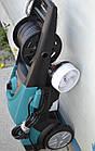Мінімийка автомобільна Kraissmann 1800 HRD 140 + повноцінний оковита. Автомобільна мийка Крайсман, фото 3