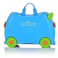 Детский чемоданчик TRUNKI TERRANCE (Транки Терренс)