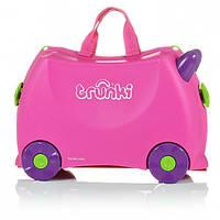 Детский чемоданчик TRUNKI TRIXIE (Транки Трикси)