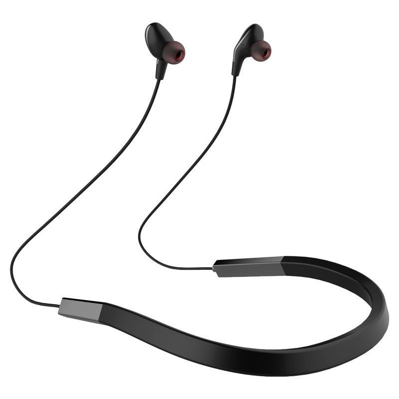 Беспроводная гарнитура для спорта Bluetooth наушники Gelius Crossfade GP H-1050 Black/Grey
