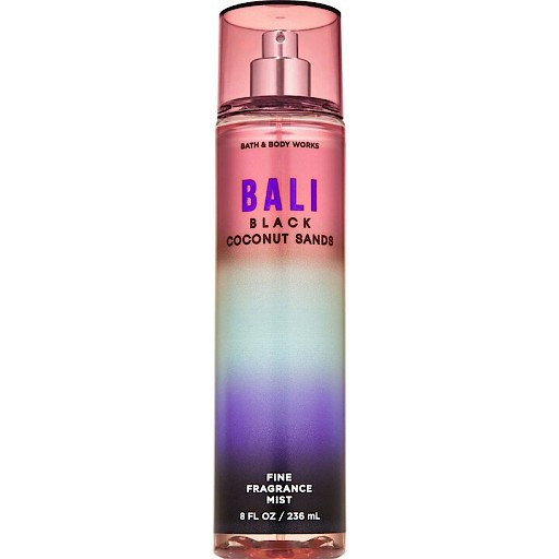 Мист для тела и волос Bali Black Coconut Sands Bath and Body Works