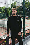 Мужской спортивный костюм Adidas (Олимпийка +штаны), фото 5