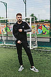 Мужской спортивный костюм Adidas (Олимпийка +штаны), фото 7