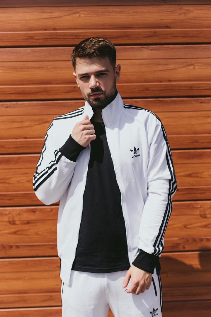 Чоловічий спортивний костюм Adidas (Олімпійка +штани)