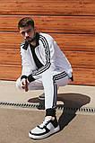 Чоловічий спортивний костюм Adidas (Олімпійка +штани), фото 5
