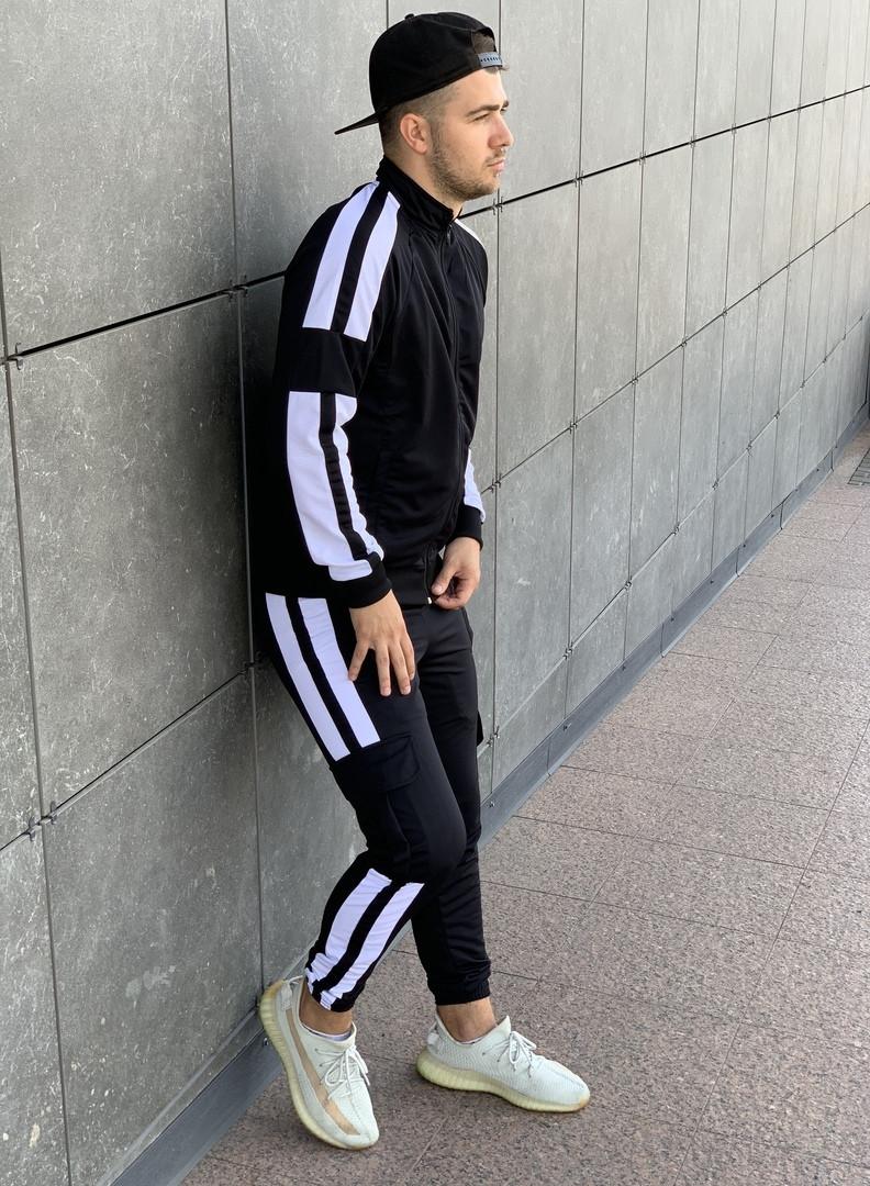 Мужской спортивный kостюм Massive со штанами карго