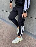 Мужской спортивный kостюм Massive со штанами карго, фото 3