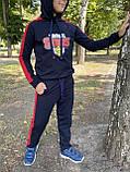 Спортивный костюм подростковый Brawl Stars, Черный, фото 2