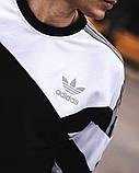 Мужской спортивный костюм  ADIDAS (свитшот), фото 2
