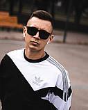 Мужской спортивный костюм  ADIDAS (свитшот), фото 4