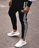 Мужской спортивный костюм  ADIDAS (свитшот), фото 8