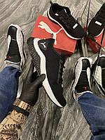 Мужские кроссовки  Puma Hybrid Black., фото 1