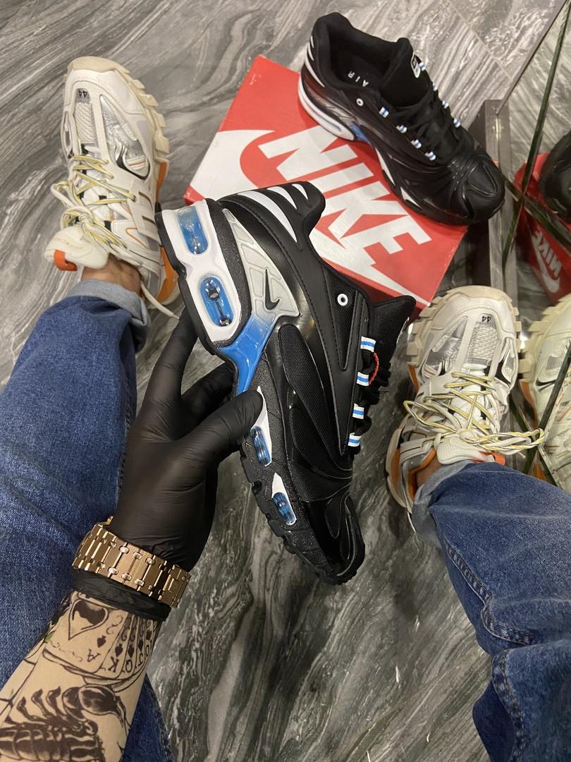 Чоловічі кросівки Nike Air Max TN Plus Black Blue