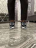 Чоловічі кросівки Nike Air Max TN Plus Black Blue, фото 4