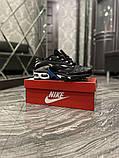 Чоловічі кросівки Nike Air Max TN Plus Black Blue, фото 6