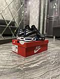 Чоловічі кросівки Nike Air Max TN Plus Black Blue, фото 8