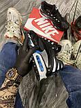Чоловічі кросівки Nike Air Max TN Plus Black Blue, фото 9