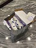 Жіночі кросівки Balenciaga Triple S Clear Sole Violet White, фото 8