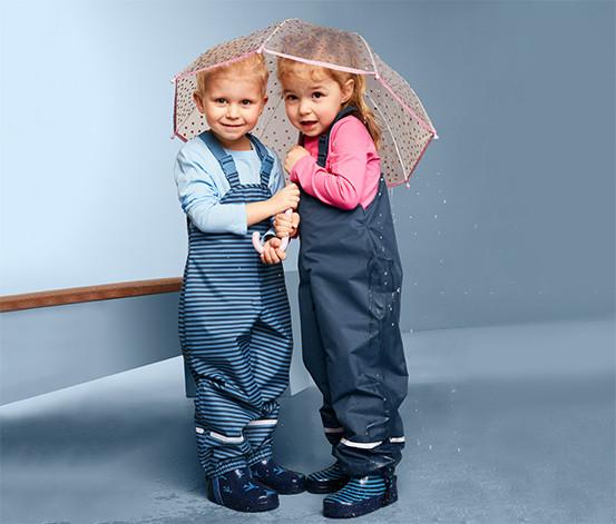 Качественный комбинезон, дождевые штаны, брюки от тсм Tchibo (Чибо), Германия, р.110-116 см, унисекс