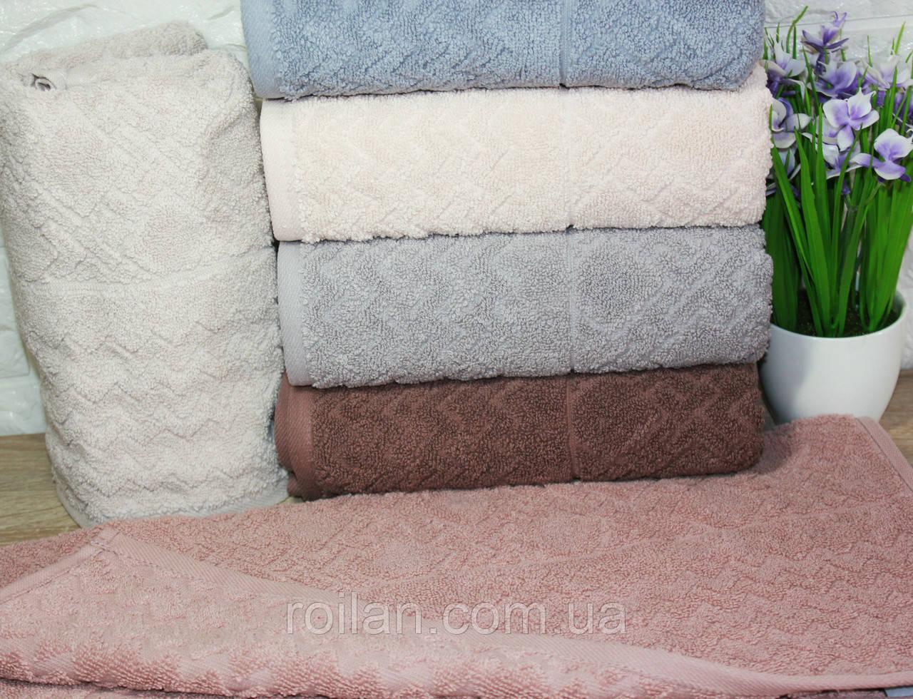 Банные турецкие полотенца Lux Grand