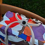 Модный женский рюкзак-сумка канкен Fjallraven Kanken classic 16 л камуфляж, фото 5