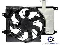 Диффузор радиатора охлаждения 12- Kia Ceed 2012-2017 (JD)