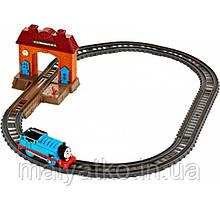 Паровозики и железные дороги Томас  Thomas the Train TrackMaster Station Starter