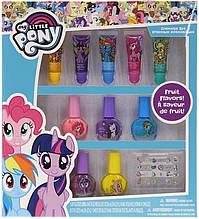Косметика дитяча бальзами для губ і лаки Поні TownleyGirl My Little Pony