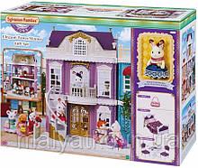 Набір Sylvanian Families Elegant town manor 5391 Елегантний міський особняк Шоколадного кролика