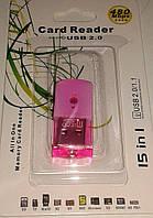 Картридер micro SD