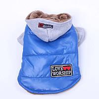 Зимняя утеплённая курточка