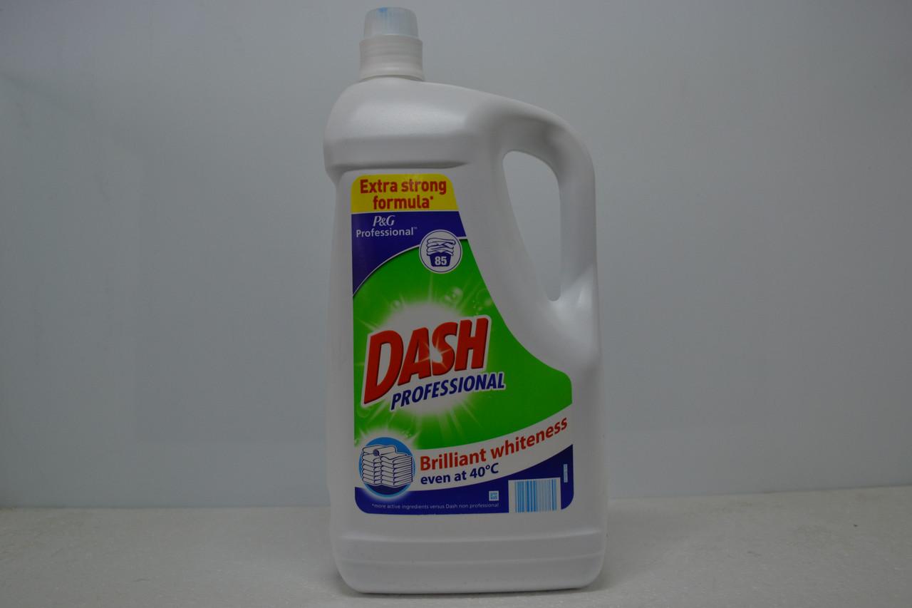 Гель для прання Dash Professional(5,525 л./85 прань)