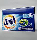 Капсули для прання універсальні Dash alpen frishe 3in1 20шт 530гр ОРИГІНАЛ, фото 4