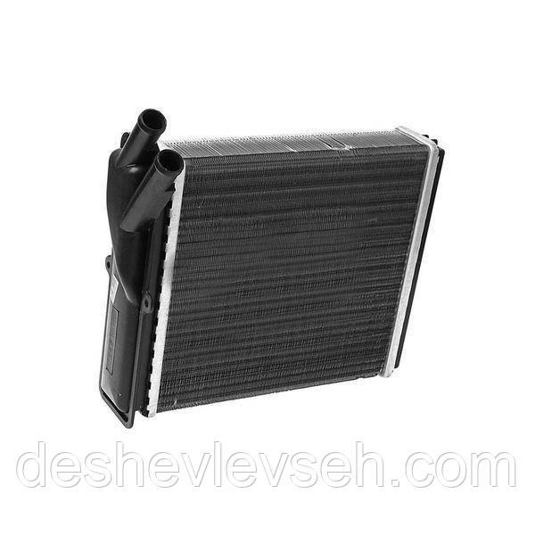 Радиатор ОТОПИТЕЛЯ ВАЗ-2123 алюминиевый (LRh0123), 2123-8101060 (ЛУЗАР)