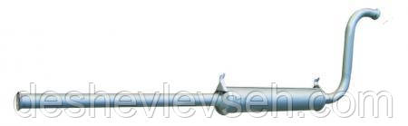 Резонатор ВАЗ-2108 закатной (эконом) (49), 2108-1202005 (Тернополь)