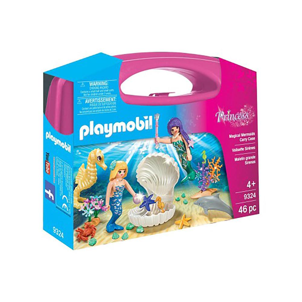 """Игровой набор в кейсе """"Русалки"""" Playmobil (4008789093240)"""