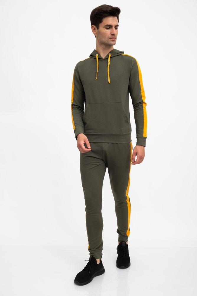 Спорт костюм мужской 102R034W цвет Хаки
