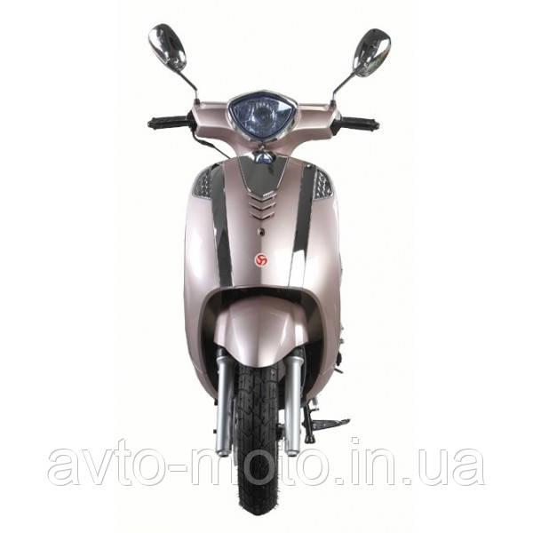 YIBEN скутер YB125T-12 125 см3(мопед)