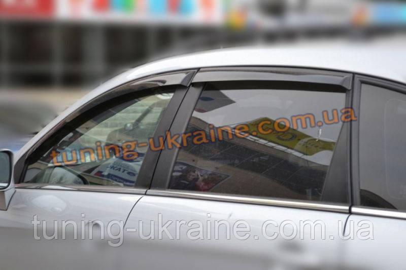 Дефлекторы окон (ветровики) Cobra Tuning на Chevrolet Captiva 2006-2011