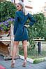 Платье-жакет 102R080 цвет Темно-зеленый, фото 3