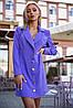 Платье-жакет 102R080 цвет Сиреневый, фото 3