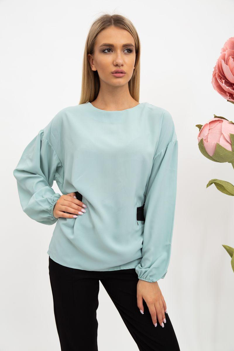 Блуза женская 115R242 цвет Мятный
