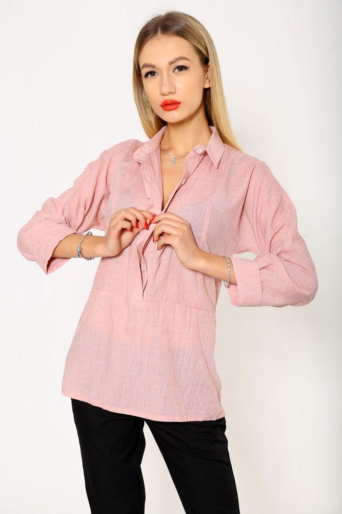 Блуза женская 115R336S цвет Персиковый