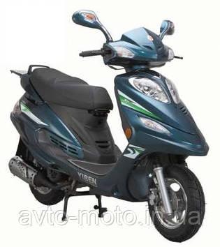 YIBEN скутер YB125T-3 125 см3