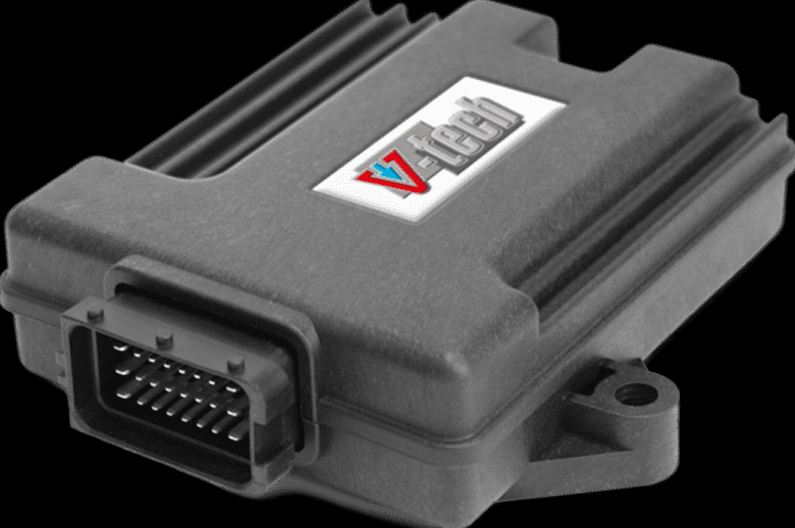 Чип-тюнинг V-tech Power Box BMW 3 E46 320d 128 л.с. 94 kW
