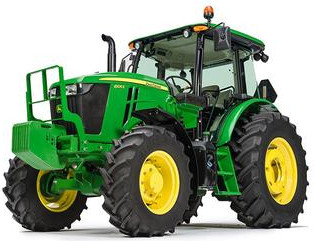 Чип-тюнинг V-tech Power Box трактор John Deere 6105E - 4.5 V4