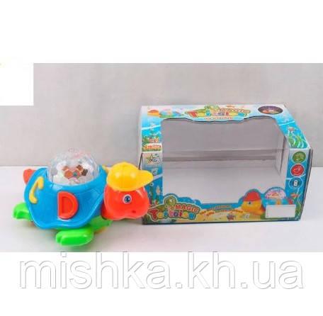 """Детская музыкальная игрушка """"Черепашка"""""""