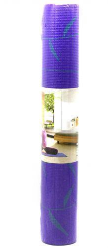Коврик для йоги, синий C40245