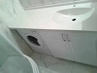 Столешницы для ванной GRONIX из литого кварцевого камня
